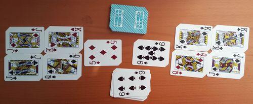Board Game: Royal Ruin