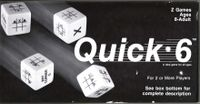 Board Game: Quick 6