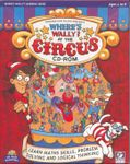 Video Game: Where's Wally? At the Circus