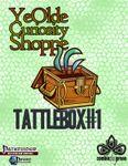 Issue: Tattlebox (Issue 1 - Jun 2011)
