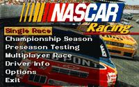 Video Game: NASCAR Racing