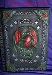 RPG Item: Khaboom Wizards' Guild Spell Books