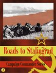 Board Game: Roads to Stalingrad: Campaign Commander Series