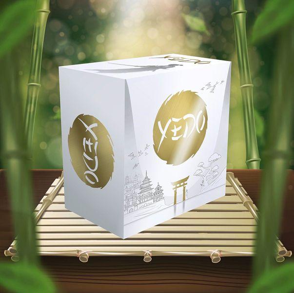Game box mock up