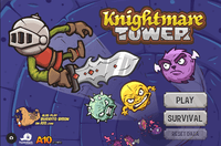 Video Game: Knightmare Tower