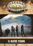 RPG Item: The Greatest Treasure: A fantasy Savage Tale