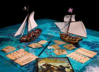 Board Game: Blood & Plunder: Raise the Black