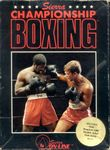 Video Game: Sierra Championship Boxing