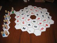 Board Game: Hexpack