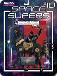 RPG Item: Space Supers #10: Commander Zodram and the CyberCentaur Legion (ICONS)