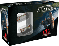 Board Game: Star Wars: Armada – Hammerhead Corvettes Expansion Pack
