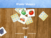 Video Game: Wonder Memory