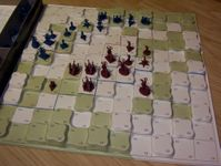 Board Game: Field Command