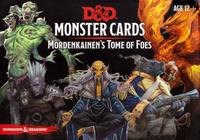 RPG Item: Monster Cards: Mordenkainen's Tome of Foes