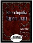 Issue: Arcana Journal (Issue 100 - Sep 2017)