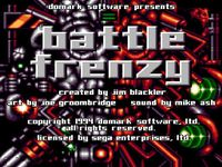 Video Game: Battle Frenzy