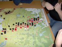 Summer '42 - the Germans surround and break through at Kalinin.
