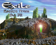 Video Game: Exile: Escape From the Pit