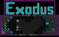 Video Game: Ultima III: Exodus
