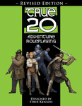 RPG Item: True20 Adventure Roleplaying: Revised Edition