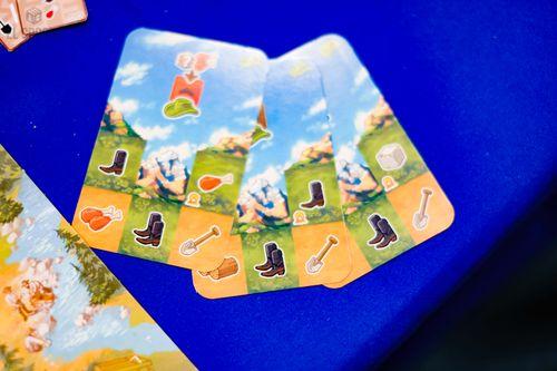 Board Game: Sierra West