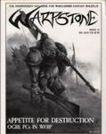 Issue: Warpstone (Issue 21 - Winter 2003/04)
