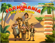 Video Game: Farm Mania: Hot Vacation