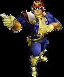 Character: Captain Falcon