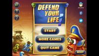 Video Game: Defend Your Life
