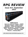 Issue: RPG Review (Issue 17 - Sep 2012)