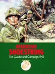 Board Game: Operation Shoestring: The Guadalcanal Campaign, 1942