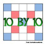 Board Game: 10 by 10