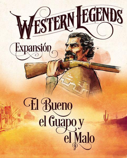 Western Legends: El bueno, el guapo y el malo