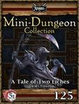 RPG Item: Mini-Dungeon Collection 125: A Tale of Two Liches