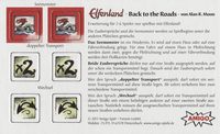Board Game: Elfenland: Back to the Roads