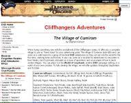RPG Item: The Village of Camiram