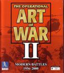 Video Game: The Operational Art of War II: Modern Battles 1956-2000