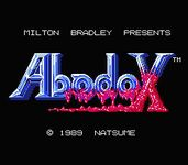 Video Game: Abadox