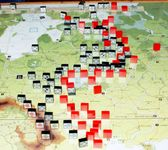 September II 1941: The German blitzes force the Soviet lines and threaten Moscow itself.