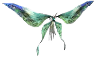 Character: Moonlight Butterfly