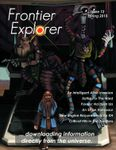 Issue: Frontier Explorer (Issue 12 - Spring 2015)