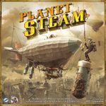 Board Game: Planet Steam