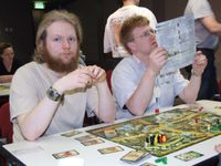 Board Game: Sherwood Forest