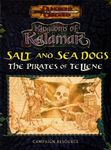 RPG Item: Salt and Sea Dogs: The Pirates of Tellene