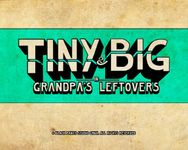 Video Game: Tiny & Big in Grandpa's Leftovers