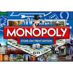 Board Game: Monopoly: Stoke-on-Trent