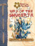 RPG Item: Way of the Shugenja