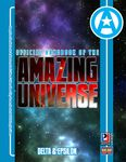 RPG Item: Official Handbook of the Amazing Universe: Delta & Epsilon