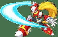 Character: Zero (Mega Man)