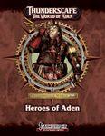 RPG Item: Thunderscape World 03: Heroes of Aden